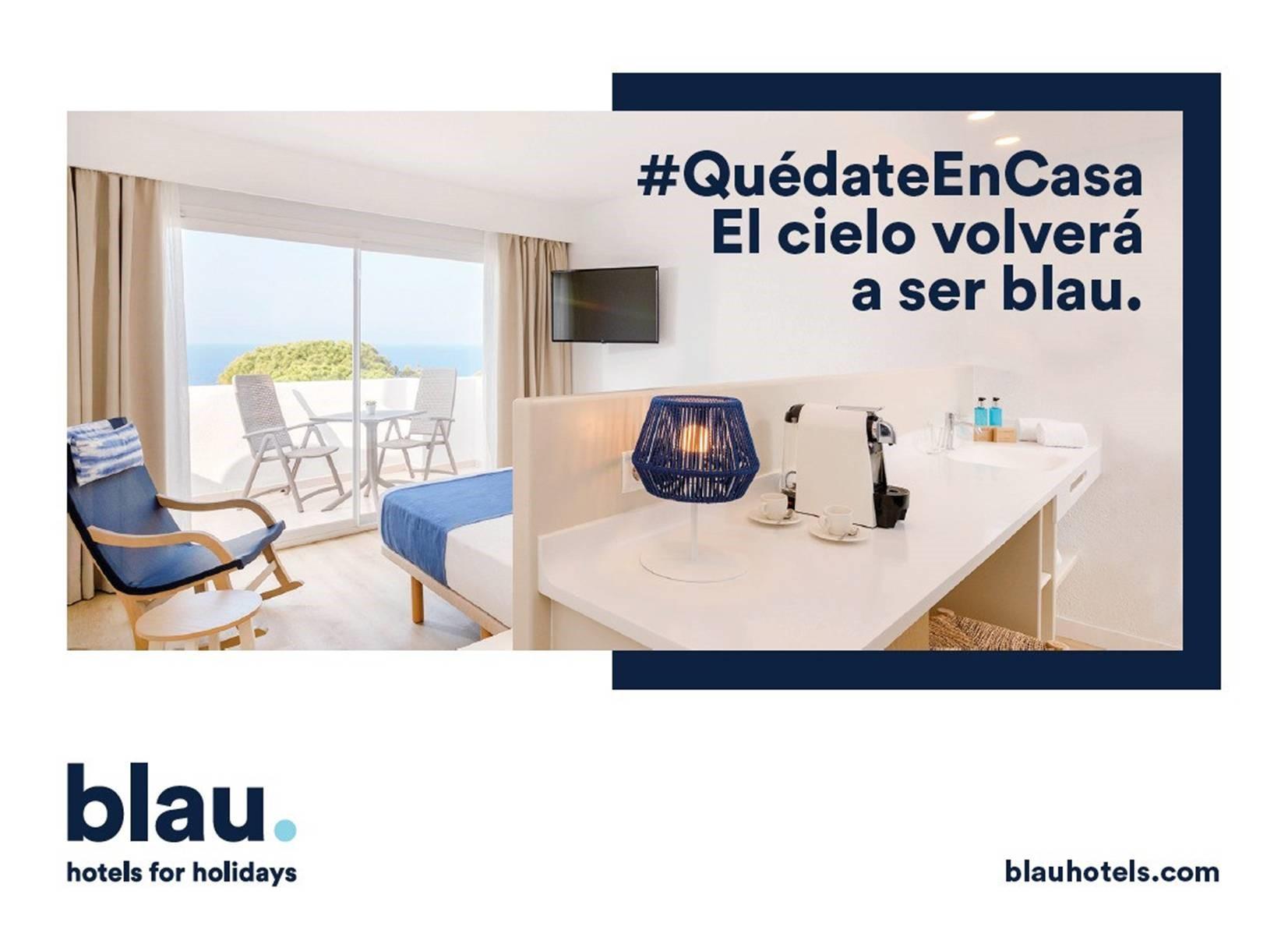 blau hotels coronavius